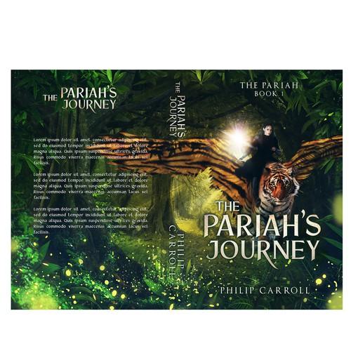 Epic Fantasy Book Cover