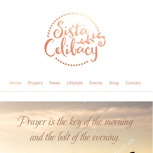 Sista Celibacy Logo Design project