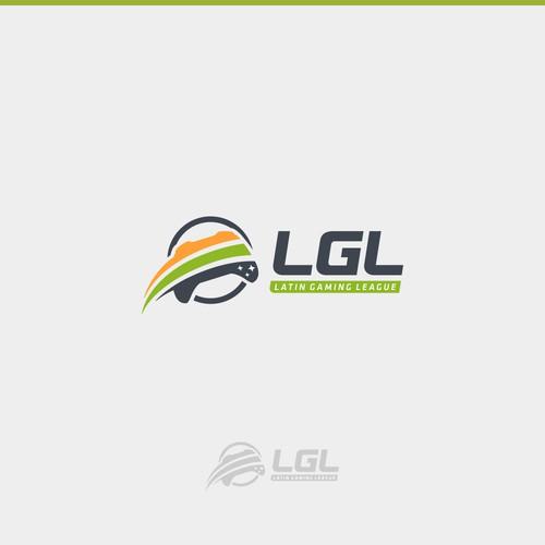 Logo for a e-sports brand