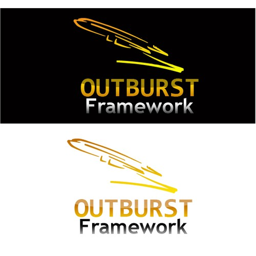 Outburst Logo! (Guaranteed)