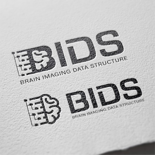 Brain with file structure logo