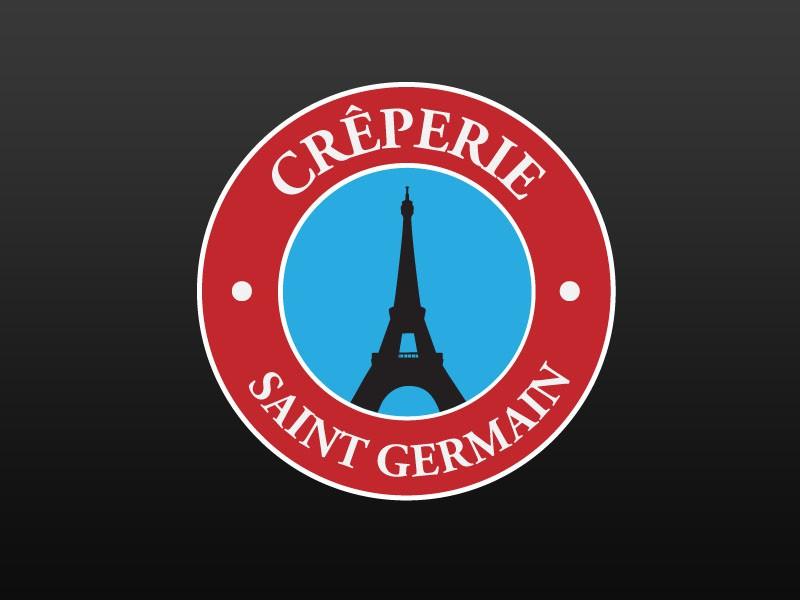 Creperie Saint Germain needs a new logo