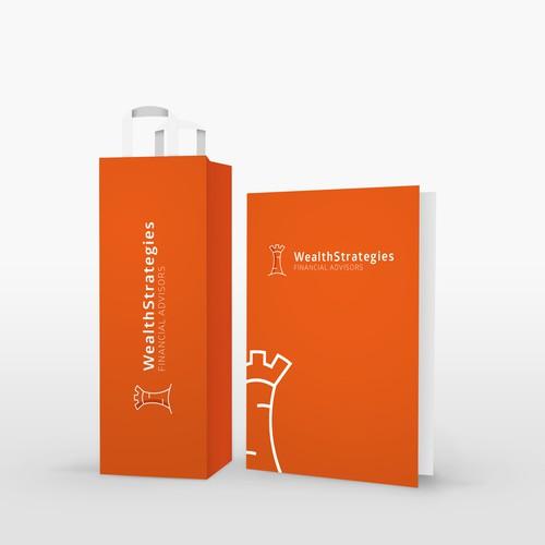 Logo design & corporate design for Wealth Strategies