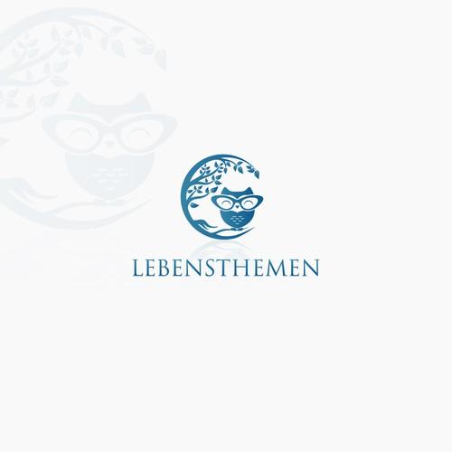 Logo Design of lebensthemen