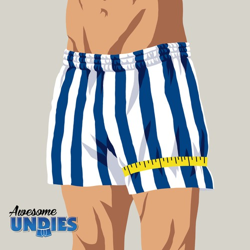 Awesome Undies - Measuring Guide