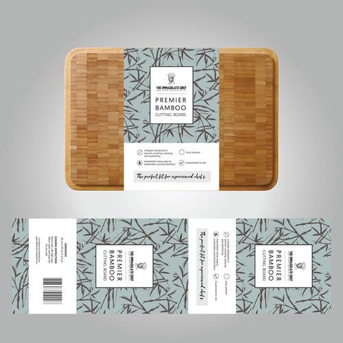 Finalist Package design