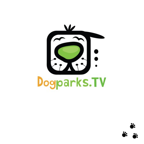 Logo for VLOG about pets