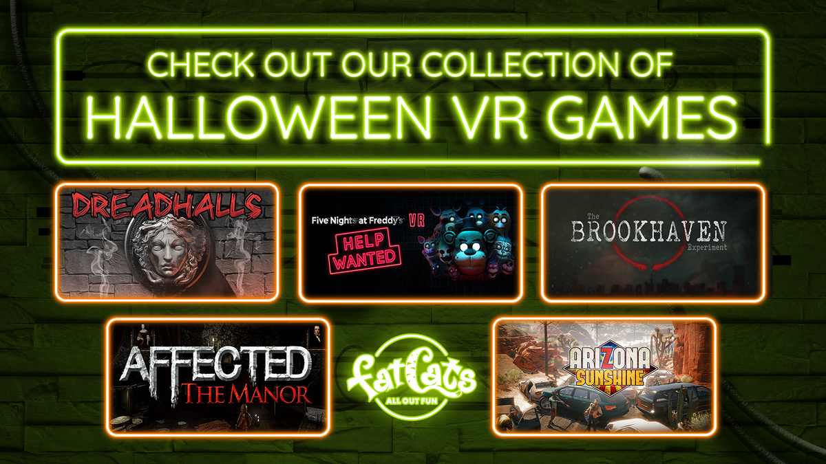 Halloween Games Digital Signage