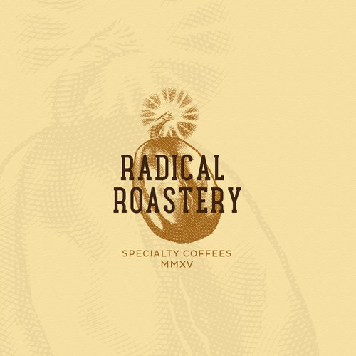 Logo for Coffee roastery