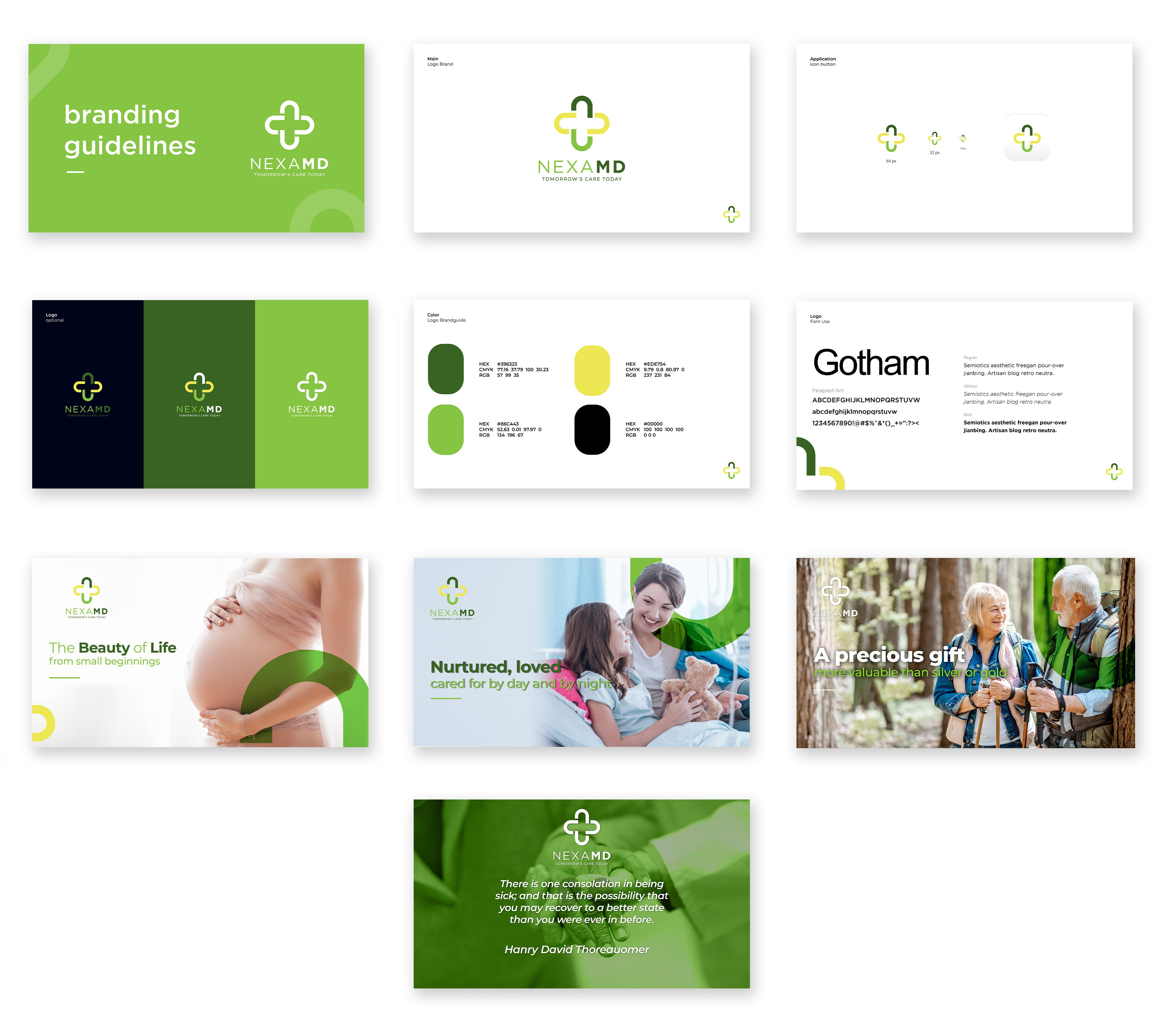 Brand Logo for a Medical Brand that will exude confidence and trust