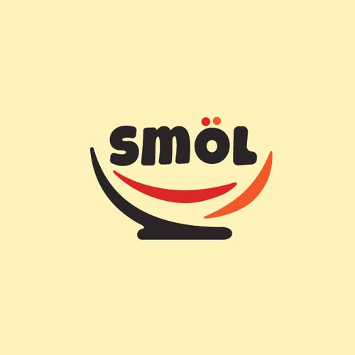 smol logo design