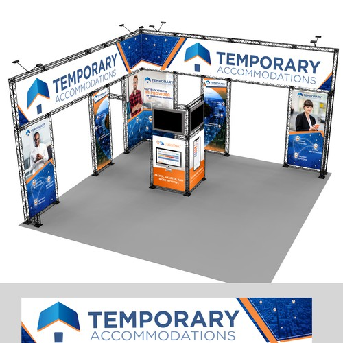 Full design Trade Show Booth
