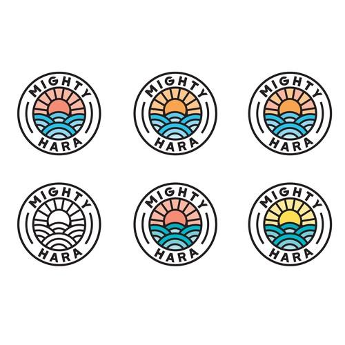 Mighty Hara Logo Design