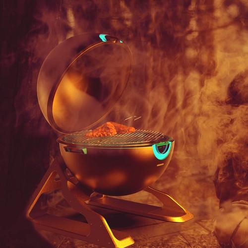 Innovative Barbecue Design