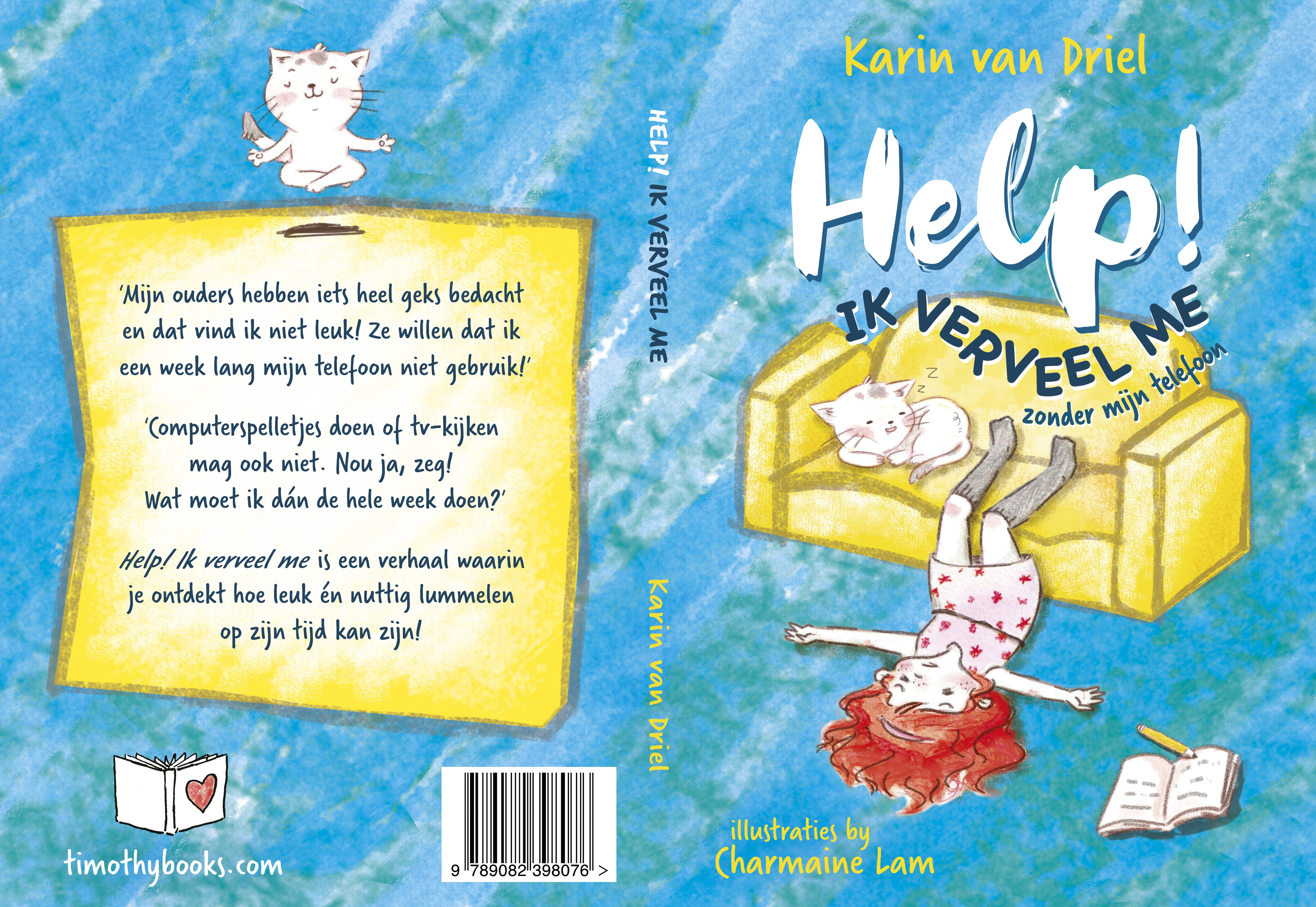 Cover: Help! I'm bored.