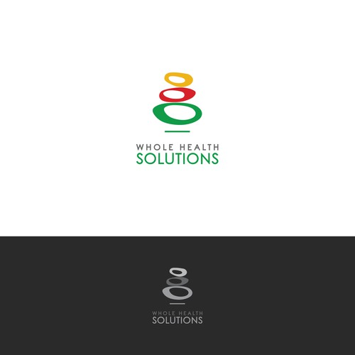 Logo Design - Whole Health Solutions