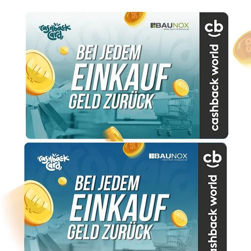 Cashback Card for Baunox