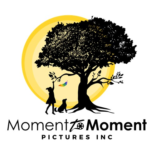 Create an ORGANIC longlasting logo for moving pictures - PLEASE SEE REFERENCES FOR LOGO GUIDELINE