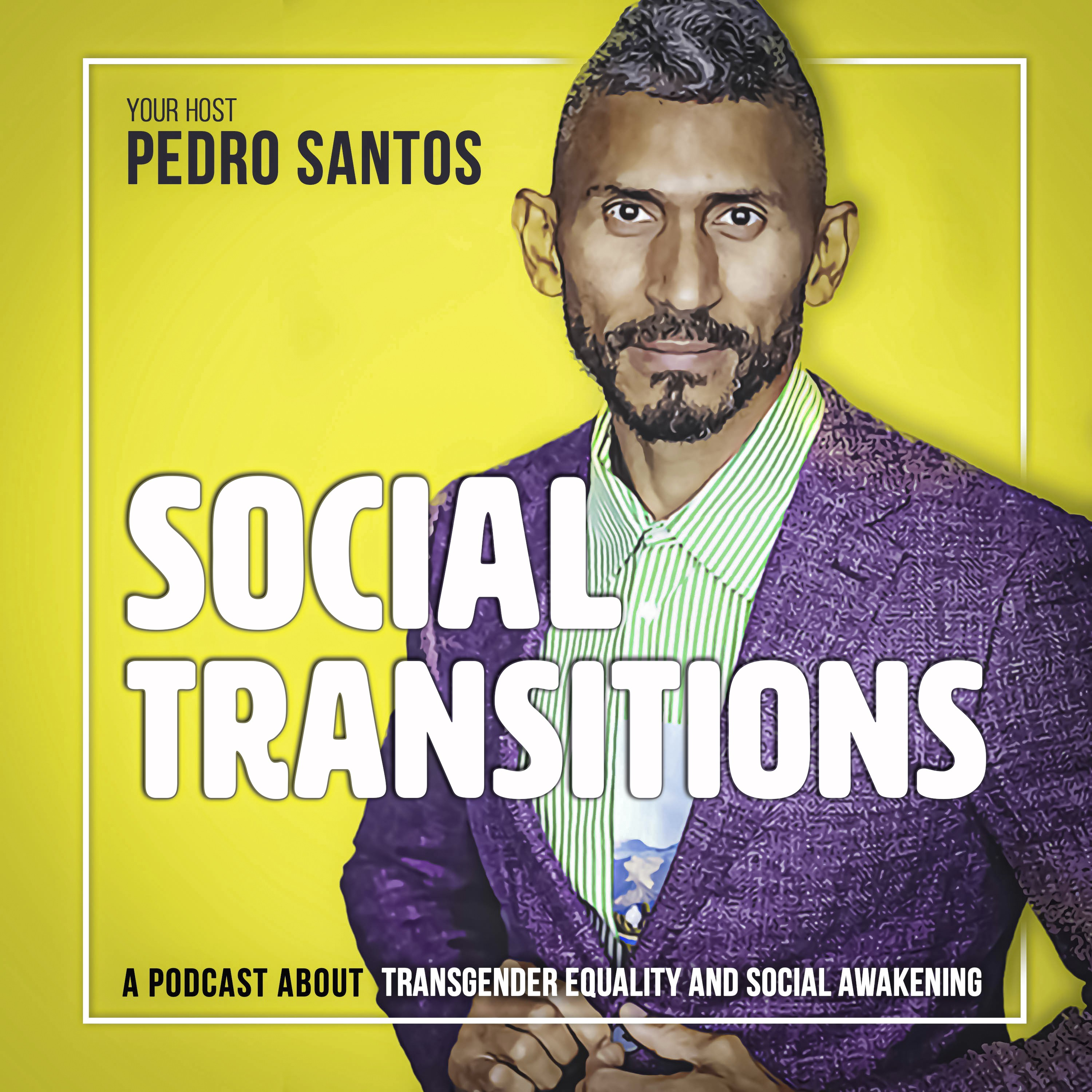 Podcast about Cisgender male who wants help create a better place for transgender community