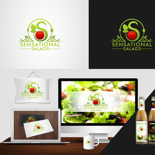 New Logo Needed for a Gourmet Salad Dressing Company-Let's Get Creative!!