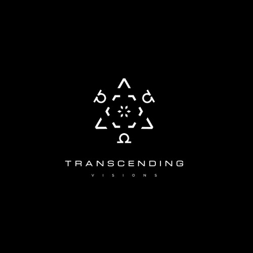 Logo for a spiritual organization