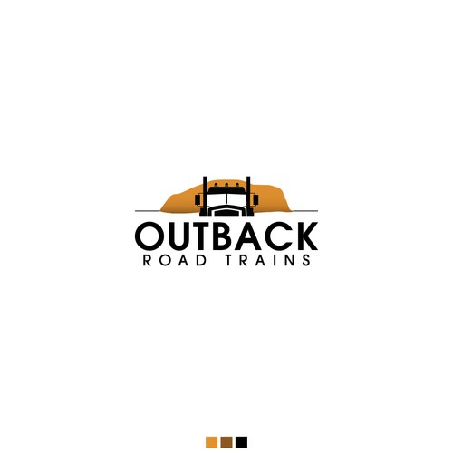 OUTBACK Road Trains