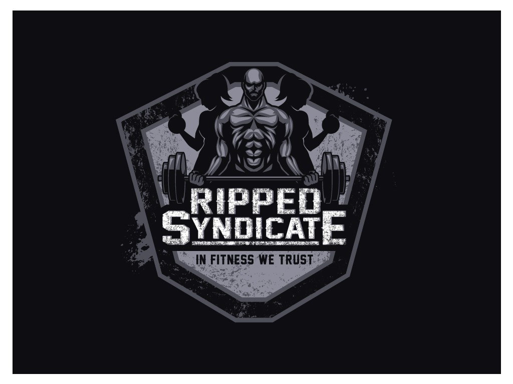 logo for Ripped Syndicate Fitness
