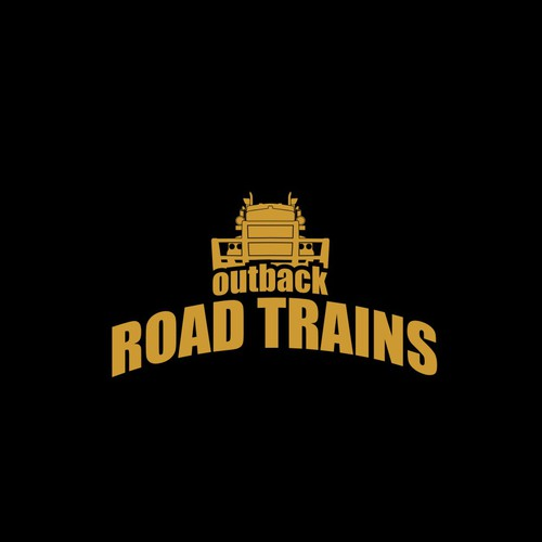 Logo Concept for Road Trains
