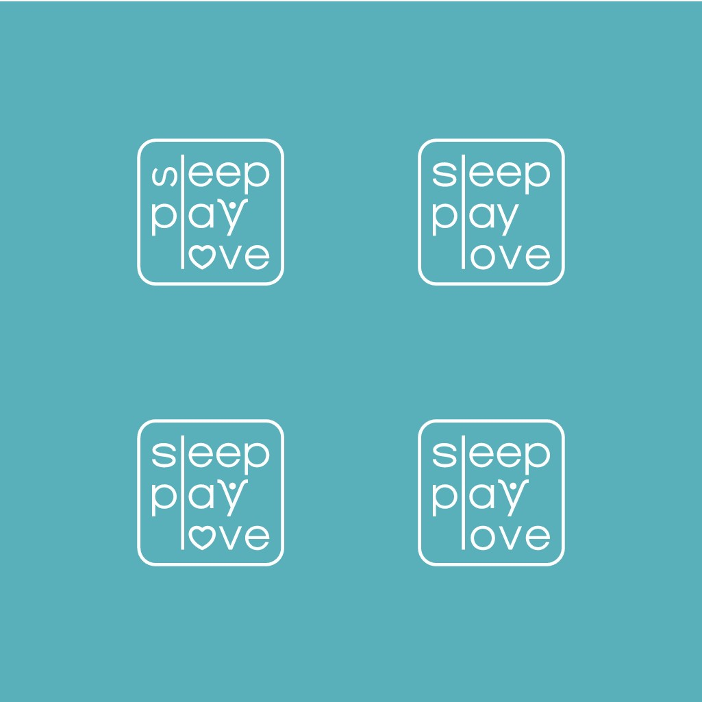 New logo design for rebrand of trusted sleep consultant/parenting coach