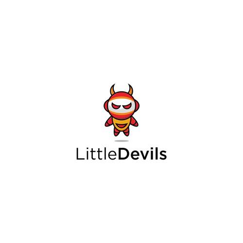 LITTLE DEVILS logo concept