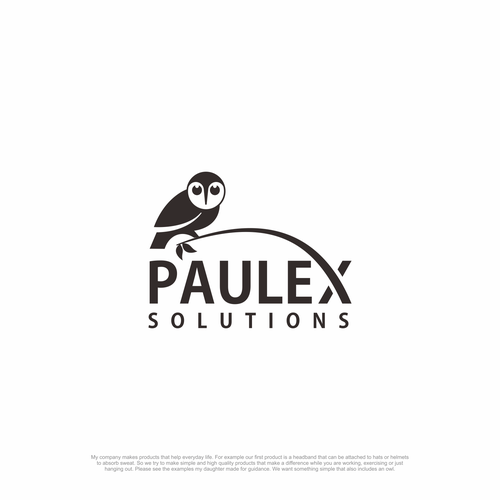 Design a logo that conveys solutions for everyday life for Paulex Solutions