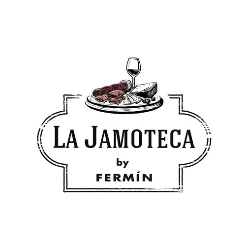 Logo for the gourmet store
