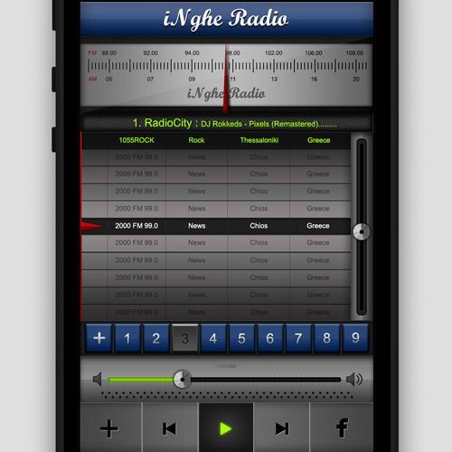 Iphone Radio App