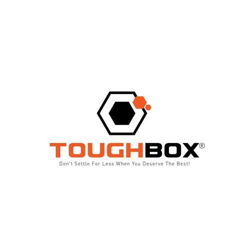 Logo design for TOUGHBOX®