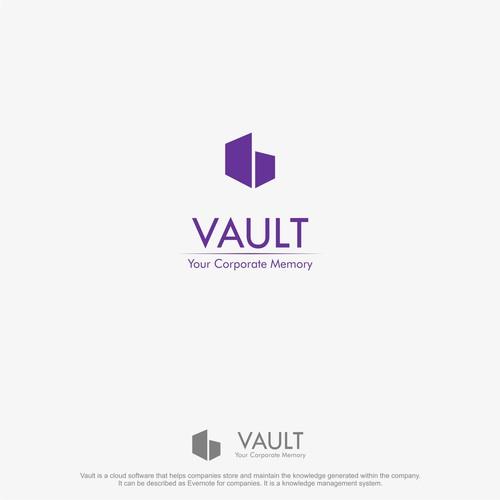 vault logo concept