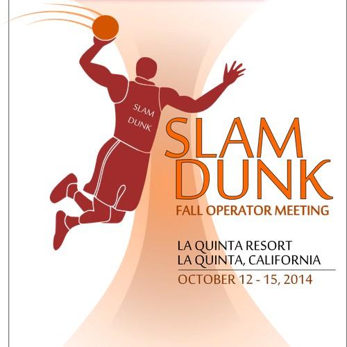 "Event Logo Needed:  ""Slam Dunk"" with Magic Johnson as Keynote"