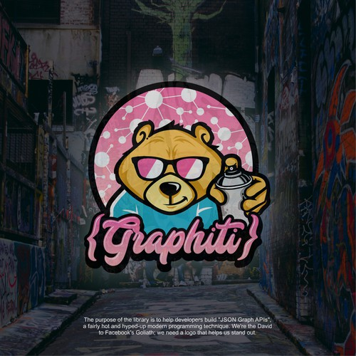 Logo for Graphiti