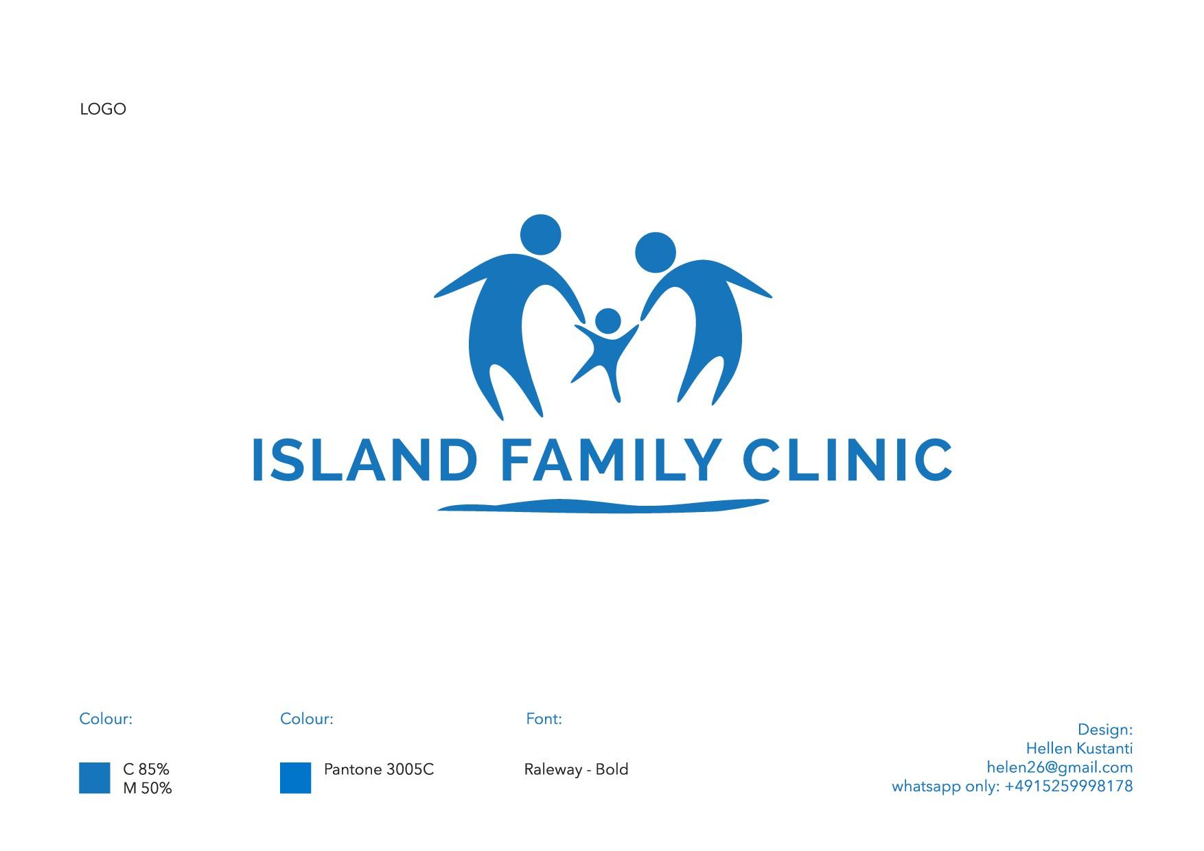 Design a logo for a GP clinic!