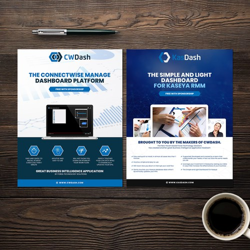 CWDash and KasDash Flyer