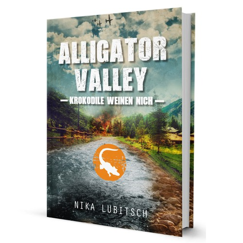 Great book cover needed! Alligator Valley - Krokodile weinen nicht