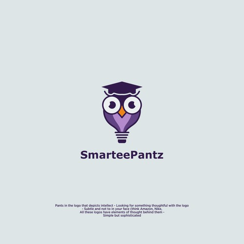 Maybe the smarts Pants win...SmarteePantz