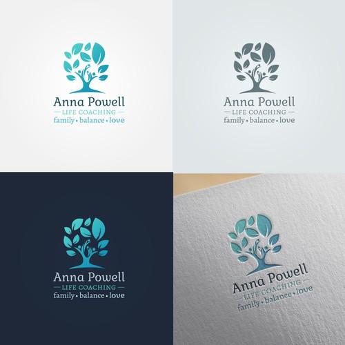 Anna Powell. Life coaching