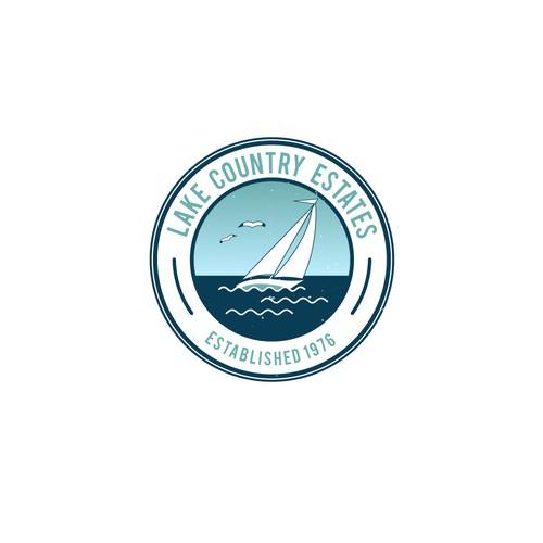 Community & Non-Profit vintage logo