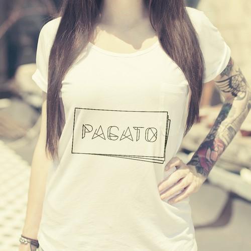Pagato Logo Design