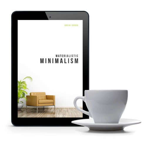 Ebook Cover for Materialistic Minimallism