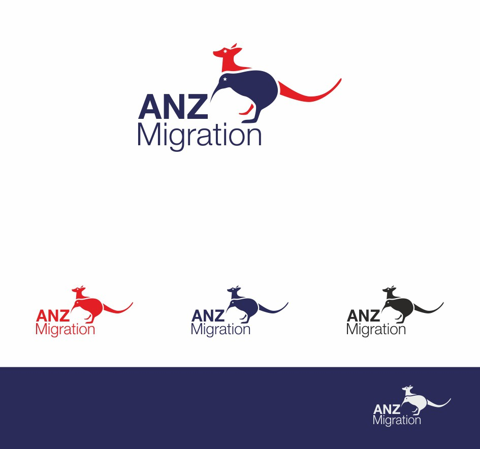 Create the next logo for ANZ Migration