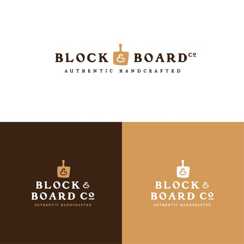 Logo for Block & Board Co.