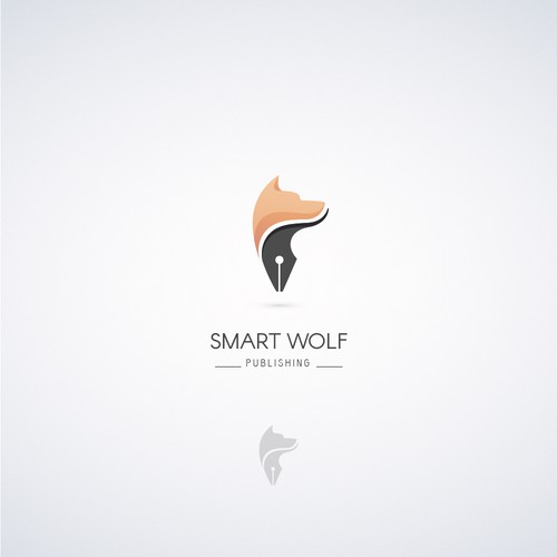 Logo design for Smart Wolf