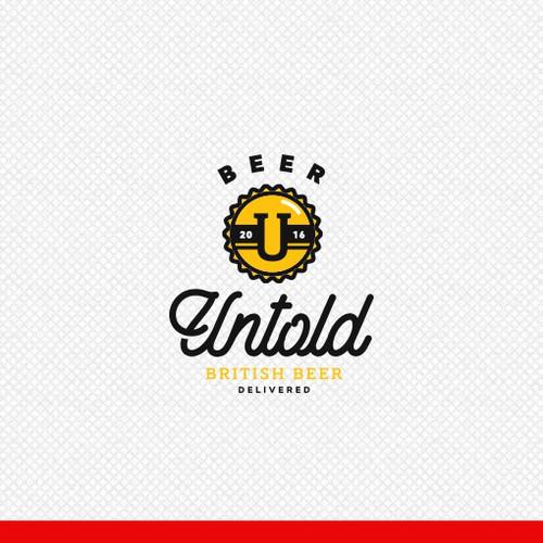 Logo Entry #2 For Beer Untold