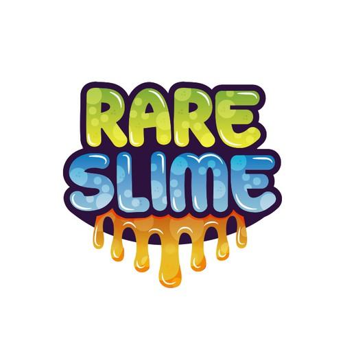 Logo Rare Slime
